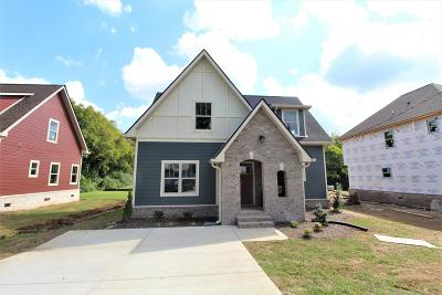 Wilson County Single Family Home Under Contract - Not Showing: 213 Anderson Ave- Lot 5