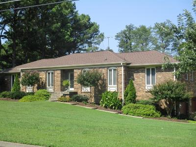 Old Hickory Single Family Home Under Contract - Showing: 315 Rembrandt Dr
