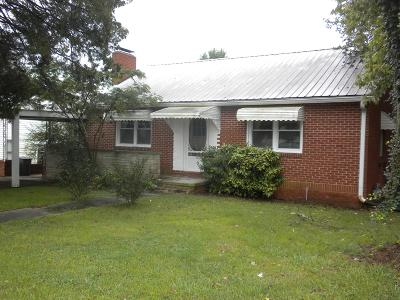 Decherd Single Family Home Under Contract - Showing: 703 W Main St