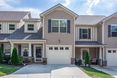Spring Hill Condo/Townhouse For Sale: 1045 Neeleys Bend