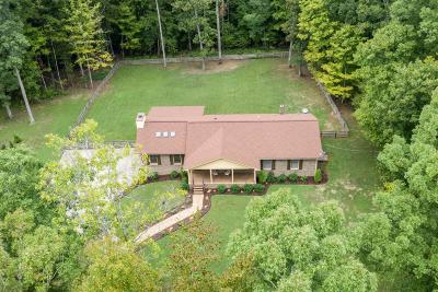 Pegram Single Family Home Under Contract - Showing: 8942 Old Charlotte Pike