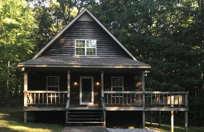 Sewanee Single Family Home For Sale: 3440 Jump Off Rd.