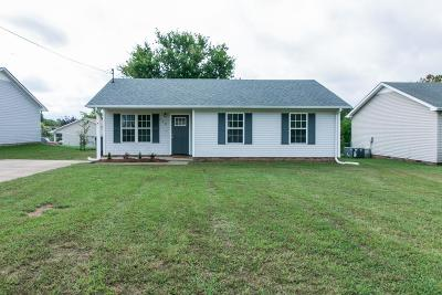 Oak Grove Single Family Home For Sale: 408 Eddy St