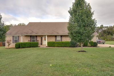 Marshall County Single Family Home Under Contract - Not Showing: 2145 Horton Way