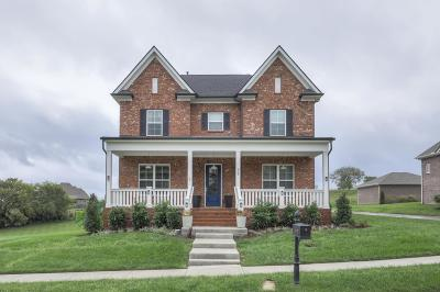 Nolensville Single Family Home For Sale: 629 Vickery Park Dr