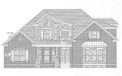 Thompsons Station  Single Family Home For Sale: 3220 Pleasantville Br -lot 7004
