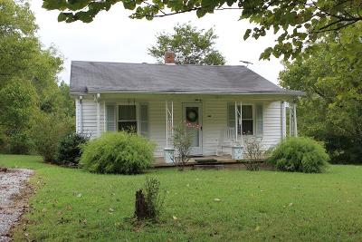 Clarksville Single Family Home For Sale: 3708 Pace Rd