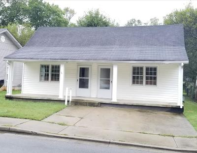 Rutherford County Multi Family Home For Sale: 114 East Lokey Ave