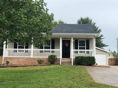 Christian County, Ky, Todd County, Ky, Montgomery County Single Family Home Under Contract - Showing: 935 Granny White Rd