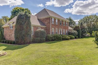 Brentwood, Franklin Single Family Home For Sale: 1907 Green Hills Blvd