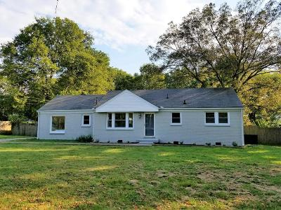 Madison Single Family Home For Sale: 605 Westchester Dr