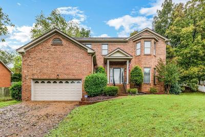Goodlettsville Single Family Home For Sale: 308 Buffalo Run