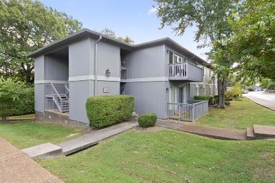 Nashville Condo/Townhouse For Sale: 21 Vaughns Gap Rd Apt 23