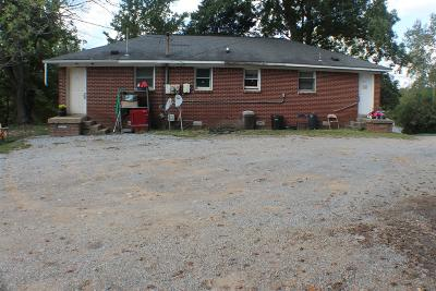 Clarksville Multi Family Home For Sale: 712 Britton Springs Rd