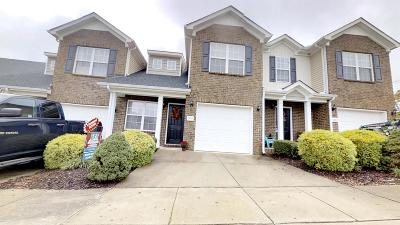 Spring Hill Condo/Townhouse For Sale: 3063 Soaring Eagle Way