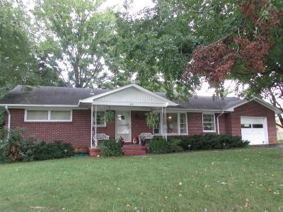 Lawrenceburg Single Family Home For Sale: 251 N Admiral Circle