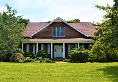 Sewanee Single Family Home Under Contract - Showing: 677 Breakfield Rd