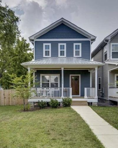 Nashville Single Family Home For Sale: 5623 Tennessee Ave