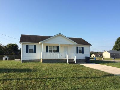 Manchester TN Rental Under Contract - Not Showing: $975