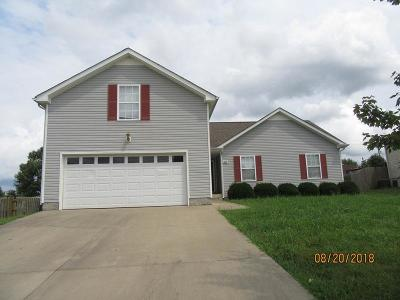 Montgomery County Single Family Home For Sale: 3839 Cannondale Dr