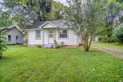 Nashville Single Family Home Under Contract - Showing: 1003 B Virginia Ave