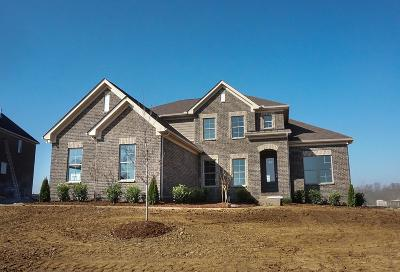 Gallatin Single Family Home For Sale: 1204 Galloway Ln Lot 20