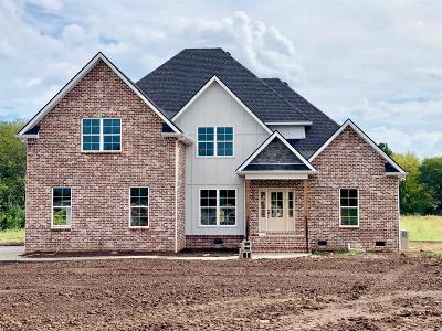 Murfreesboro TN Single Family Home For Sale: $475,000
