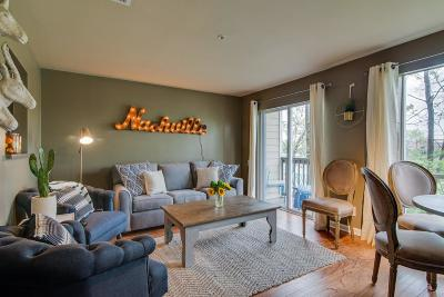 Nashville Condo/Townhouse For Sale: 744 1st Ave N #744