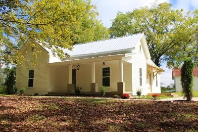 Cheatham County Single Family Home For Sale: 1001 Ben Collier Rd