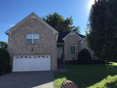 Hendersonville Single Family Home For Sale: 110 Breakwater N