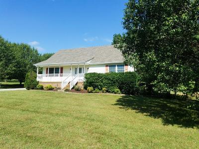 Robertson County Single Family Home For Sale: 3026 E Stone Creek Trl