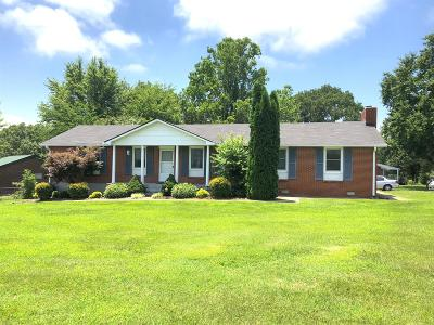 Cheatham County Single Family Home For Sale: 501 Skyview Dr