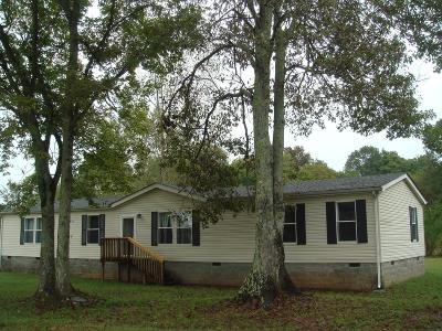 Marshall County Single Family Home Under Contract - Not Showing: 3161 Ownby Rd