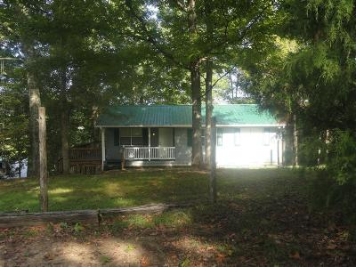 Cheatham County Single Family Home For Sale: 1135 Simmons Rd