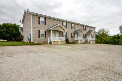 Clarksville Multi Family 5+ For Sale: 217 Terminal Rd