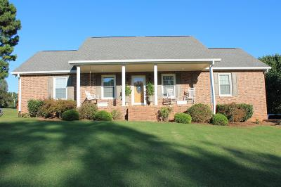 Robertson County Single Family Home For Sale: 7852 Mill Rd