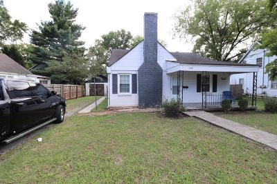Rutherford County Single Family Home Under Contract - Showing: 820 E Vine St