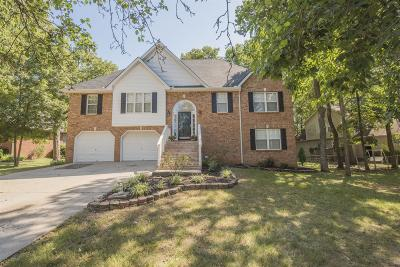 Smyrna Single Family Home For Sale: 514 Breslin Ave.