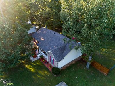Montgomery County Single Family Home Under Contract - Showing: 3316 Backridge Rd