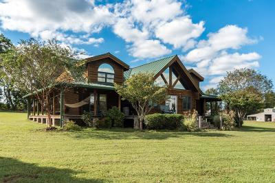 Gallatin Single Family Home For Sale: 223 Bursby Branch Road