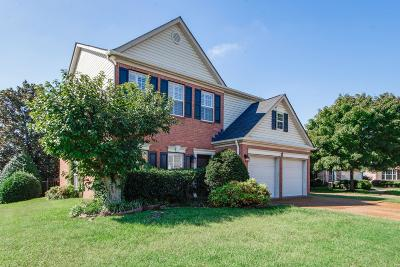 Franklin Single Family Home For Sale: 201 Toliver Ct