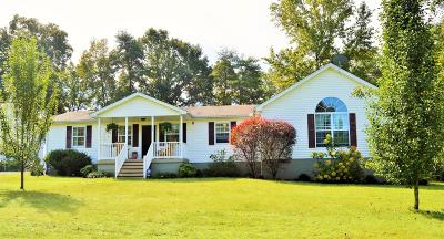 Cheatham County Single Family Home Under Contract - Not Showing: 3117 Ashland City Hwy