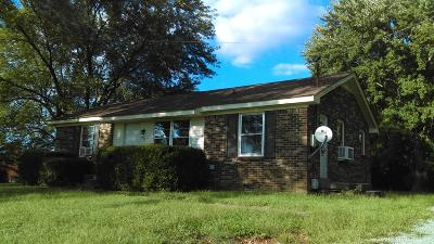 Clarksville Single Family Home For Sale: 753 Ringgold Rd