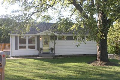 Christian County, Ky, Todd County, Ky, Montgomery County Single Family Home Under Contract - Showing: 502 High Point Rd