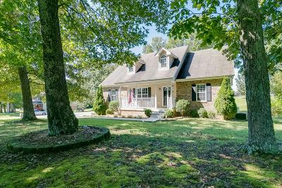 Pleasant View Single Family Home Under Contract - Showing: 1006 Summer Ln