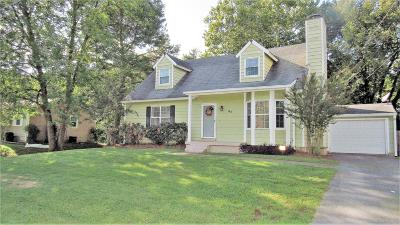 Single Family Home Under Contract - Showing: 144 Brookridge Dr