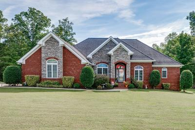 Burns TN Single Family Home Under Contract - Showing: $374,900