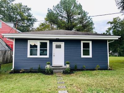 Maury County Single Family Home For Sale: 314 Edgewood St
