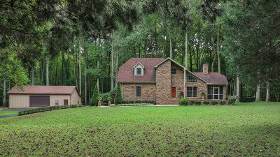 Franklin County Single Family Home For Sale: 778 Holt Ln