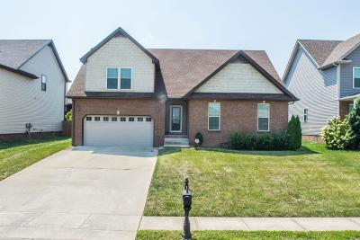 Christian County, Ky, Todd County, Ky, Montgomery County Rental For Rent: 1729 Apache Way